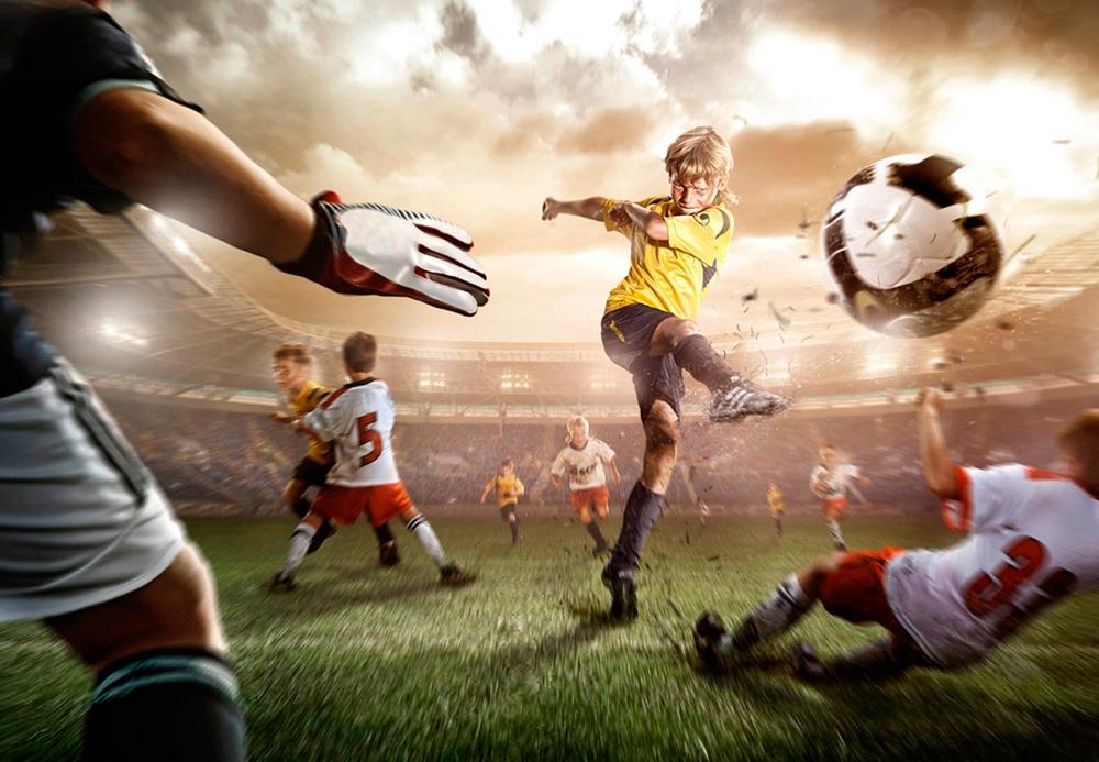 El fútbol nuestra pasión